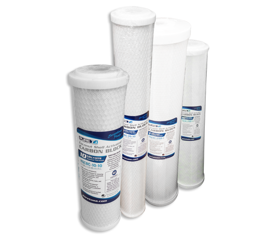 HQCBC Series Carbon Filters